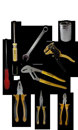 herramientas electricas manuales discos llaves